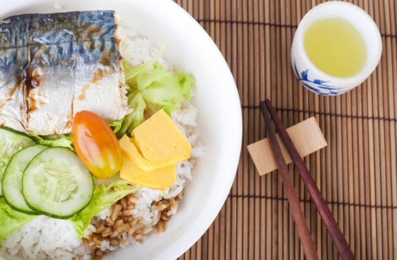 Japan har rike mattradisjoner