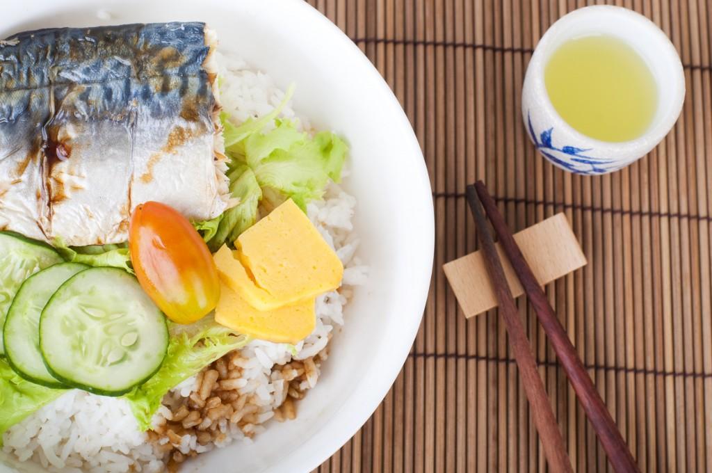 nyttig japansk mat