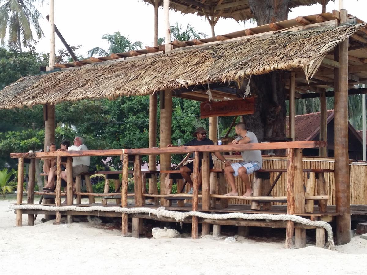 Strandbaren på Aseania Beach Resort