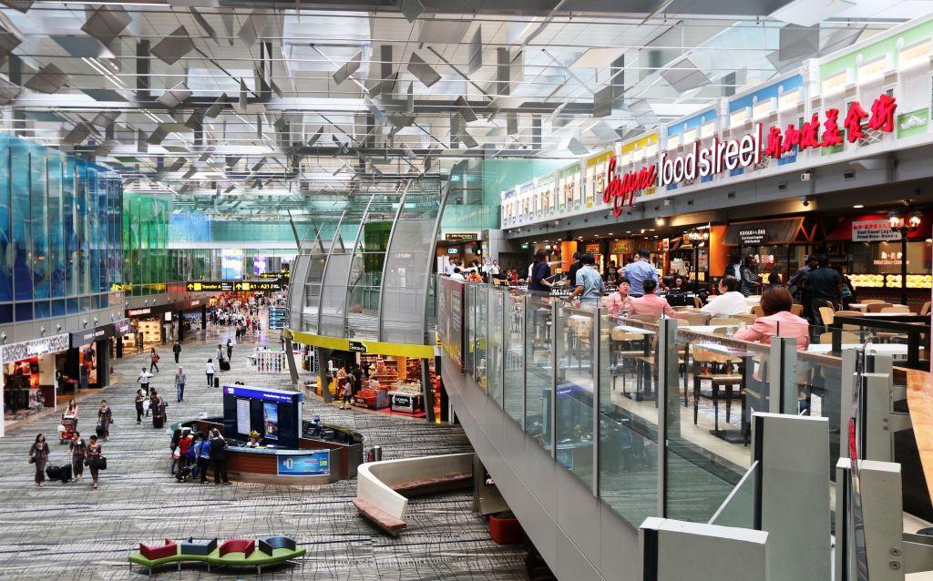 Changi flyplass byr på mange opplevelser