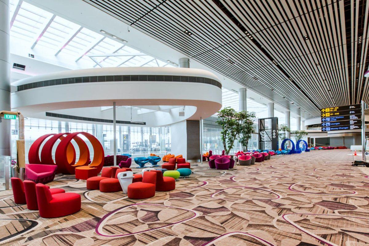 Changi er en av verdens beste flyplasser