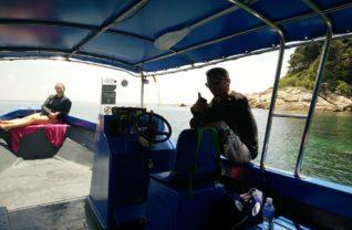 Snorkletur til Pulau Babi Tengah i Malaysia