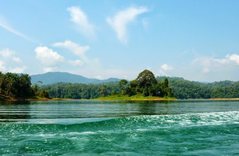 Lake Kenyir