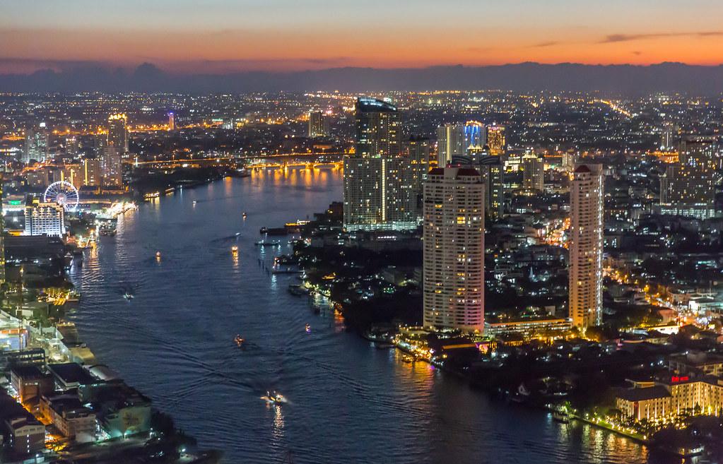 Bangkok er en fantastisk opplevelse