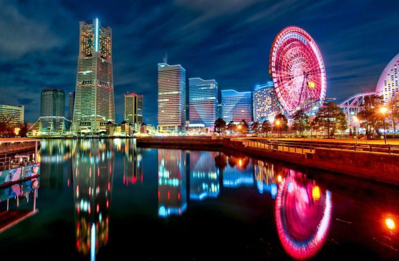 De mest populære reisemålene i Japan