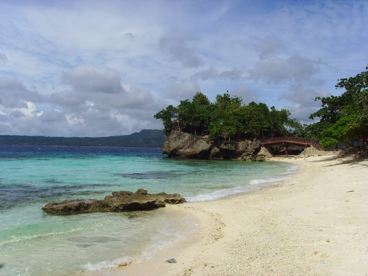 Salagdoong-beach-Siquijor – Filippinene
